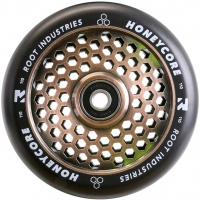 Root Industries - Honey Core Copper Tone Scooter Wheel