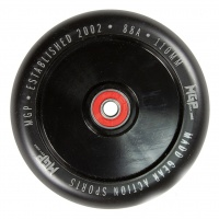 MGP - MFX Corrupt Wheel 110mm Hollow Core in Black