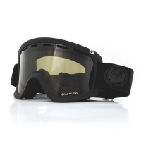 Dragon - D1 OTG Murdered Lumalens Dark Smoke Goggles