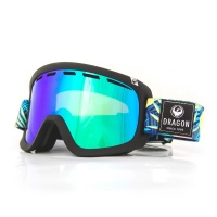 Dragon - D1 OTG Aloha Lumalens Green Ion Snow Goggles