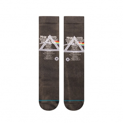 Stance Pink Floyd 1972 Tour Dark Side Of The Moon Sock Front