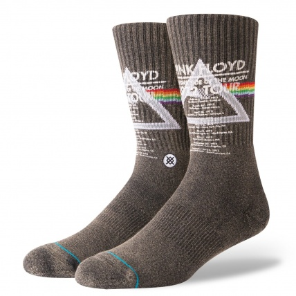 Stance Pink Floyd 1972 Tour Dark Side Of The Moon Sock