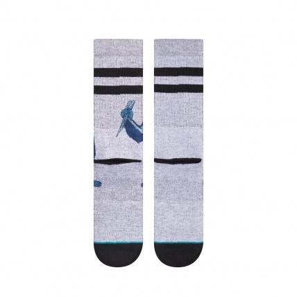 Stance Yeti Vs. Bigfoot Socks Rear