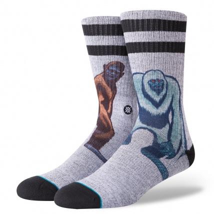 Stance Yeti Vs. Bigfoot Socks