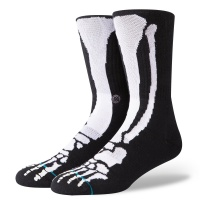 Stance - Bones 2 Glow in the Dark Skate Socks