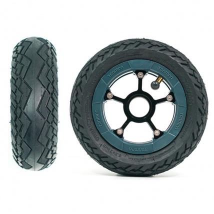 Trampa Urban Treads Tyres 6.5in on superstar hubs
