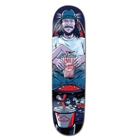 Thank You Skateboards - Date Night Torey Pudwill Deck 8.0