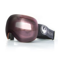 Dragon - X1 Echo Photochromic Light Rose Snow Goggles