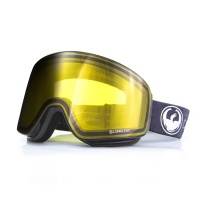 Dragon - PXV Echo PH Photochromic Yellow Snow Goggles