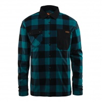 Thirty Two - Rest Stop Indigo Polar Fleece Shirt