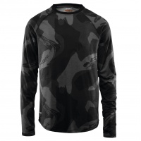 Thirty Two - Ridelite Black Camo Baselayer Longsleeve Tee