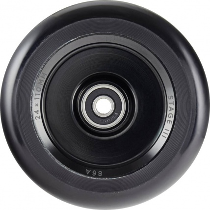 Tilt Full Core Stage III Pro Scooter Wheels Black