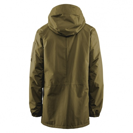 Thirty Two Lodger Olive Mens Snowboard Jacket