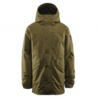 Thirty Two - Lodger Olive Mens Snowboard Jacket