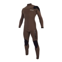 Mystic - Majestic 5/3mm FZ Westsuit in Dark Olive