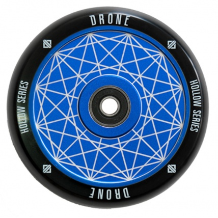 Drone Hollow Series Wheel 110mm Blue Prism