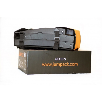 JumPack 3 Stage Portable Foldable Ramp and BackPack Box and Bag