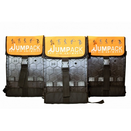 JumPack 3 Stage Portable Foldable Ramp and BackPack In Bag