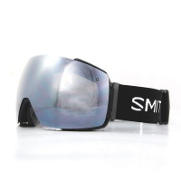 Smith - I/O Mag Black ChromaPop Platinum Snow Goggles