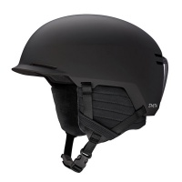 Smith - Scout Matt Black Snow Helmet