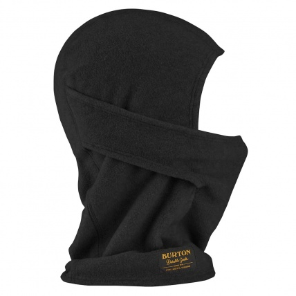 Burton Ember Womens Fleece Balaclava Black
