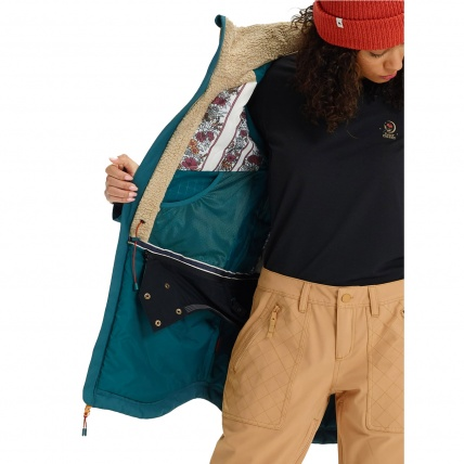 Burton Prowess Balsam Womens Snowboard Jacket