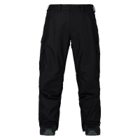 Burton - Cargo Black Mens Short Fit Snowboard Pants
