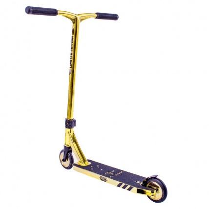 Ride 858 GR Gold Ltd Edition Park Scooter