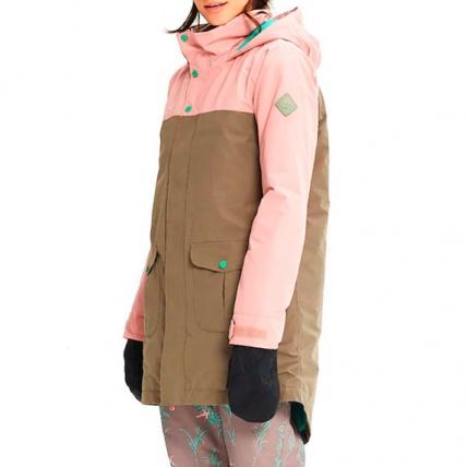 Burton Eyris GORE-TEX Fawn Falcon Womens Snowboard Jacket