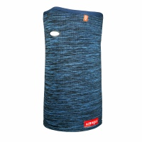 Airhole - Waffle Knit Ergo Tech Blue Facemask