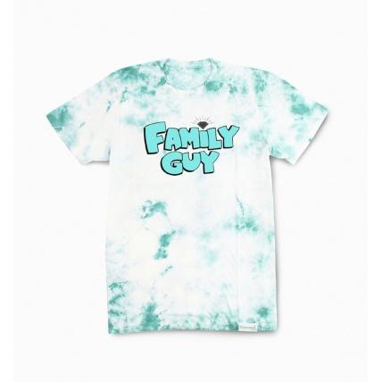 Diamond X Family Guy Tee in Crystal Wash