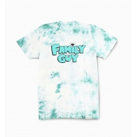 Diamond - X Family Guy Tee in Crystal Wash