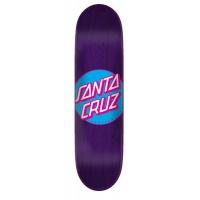 Santa Cruz - Skateboard Deck Classic Dot Taper Tip 8.5in