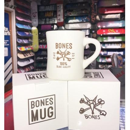 Bones Skateboards 10oz Coffee Mug Vato Rat