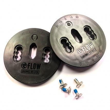 Flow M6 Channel Discs