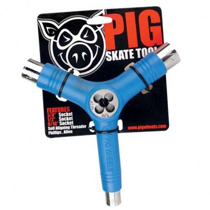 Pig Wheels Skateboard Multi Tool Allen Phillips Thread