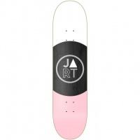 Jart Skateboards - Moet 8.125 Skateboard Deck Black Pink White