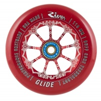 River Wheel Co - Glide Dylan Morrison 110mm Scooter Wheel Red