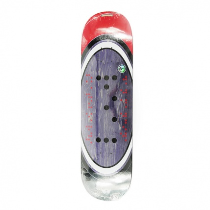 Real Actions Realised Braille Dan Manciana Deck 2