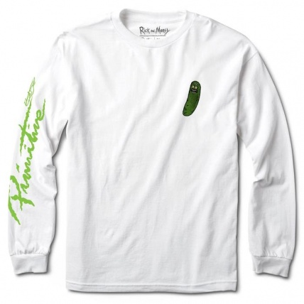 Primitive Pickle Rick T-shirt tee shirt long sleeve