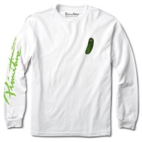 Primitive - Long Sleeve R&M Pickle Rick T-shirt