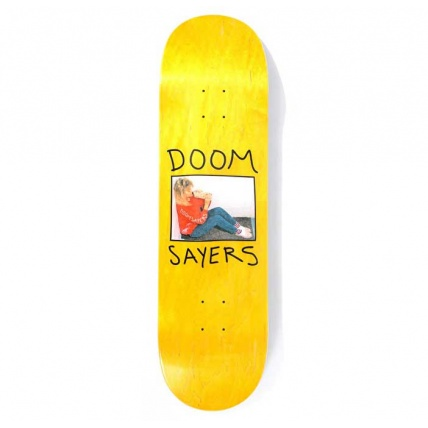 Doom Sayers Becky Skateboard Deck 8.28