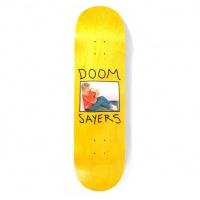 Doom Sayers Skateboards - Becky Deck 8.28