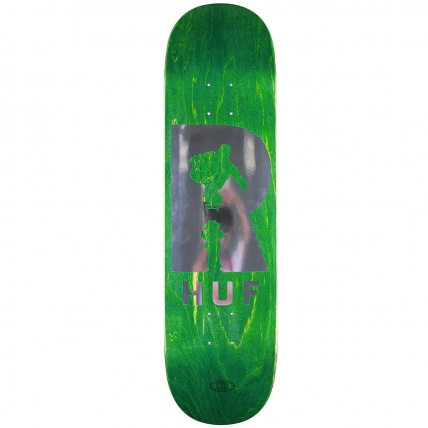 Huf Hydrants Skateboard Deck 8.25  IN