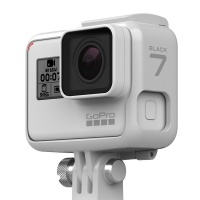 GoPro - Hero7 Black Camera Dusk White Limited Edition