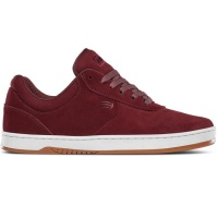 Etnies - Joslin Skate Shoe in Burgundy
