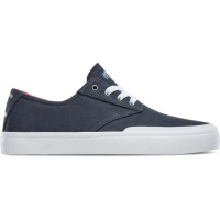 Etnies - Jameson Vulc LS x Sheep Skate Shoe in Navy