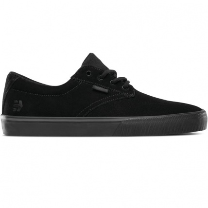 Etnies Jameson Vulc Skate Shoe in Black