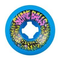 Santa Cruz - Slime Balls Squirt Vom Mini 97a Blue 56mm