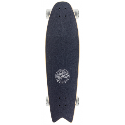 Mindless Rogue Swallow Tail Longboard Green